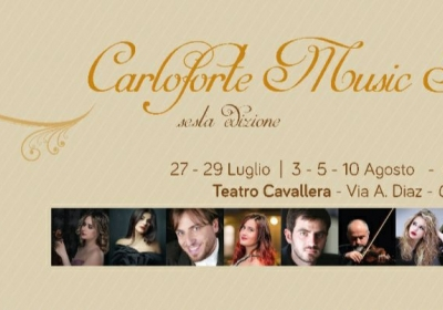 Carloforte Music Festival 2018
